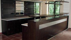 Bar din lemn PAL MB310