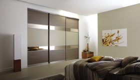 Dulap dormitor cu usa glisanta MB164