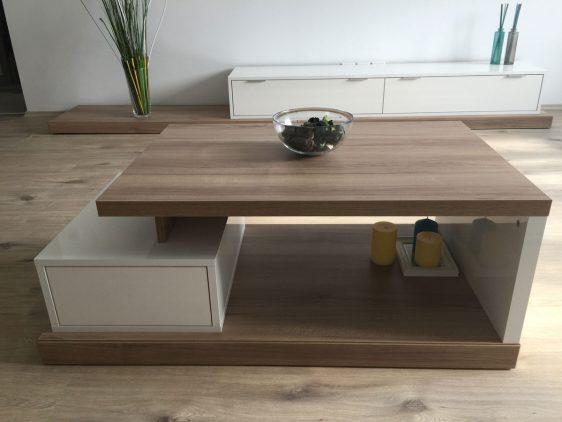 Masa sufragerie cu subcompartiment MB205
