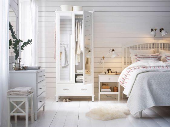 Mobilier lemn masiv dormitor MB176