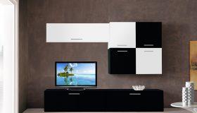 Set mobilier televiziune Living MB374