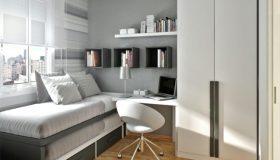 mobilier-camera-copii-gri