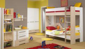 mobilier-camera-copii-multicolor