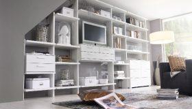 mobilier dormitor alb