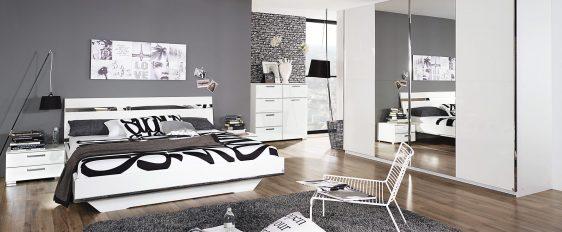 mobilier dormitor alb 4