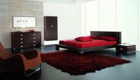 Mobilier dormitor maro MB61