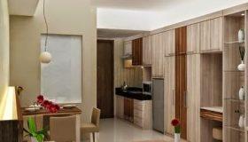 mobilier dormitor maro nuante mixte